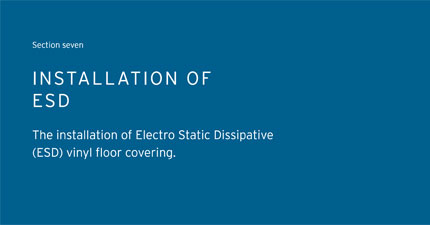 installation-of-esd